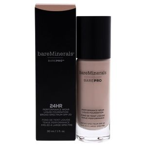NEW IN BOX! Bare Minerals Bare Pro foundation